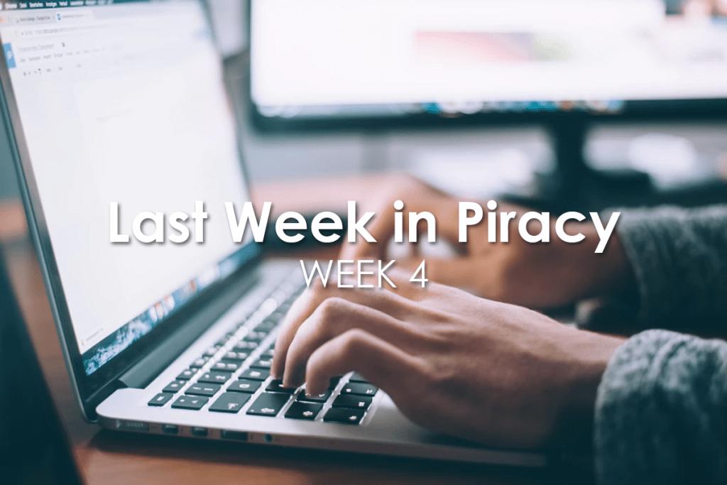 Last Week in Piracy Week 4
