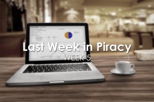 Last Week in Piracy Week 5